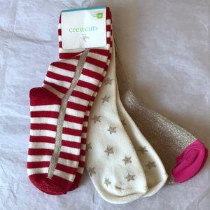 🐥4/$30🐥NWT J Crew girls socks